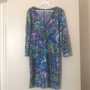 Lilly Pulitzer 3/4 dress